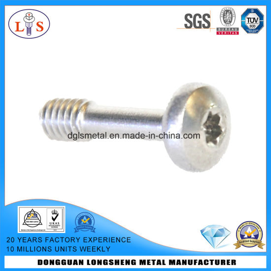 Countersunk Head Cross Slot Screw with High Quality pictures & photos