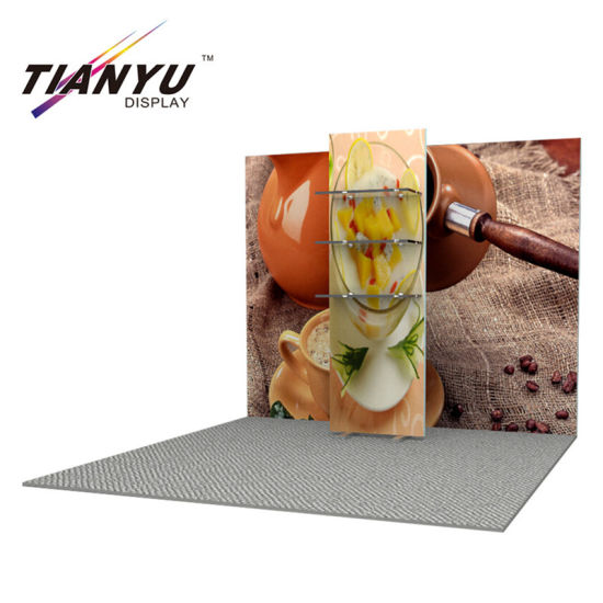 New Arrival Tension Fabric Building Singular Display Stand pictures & photos