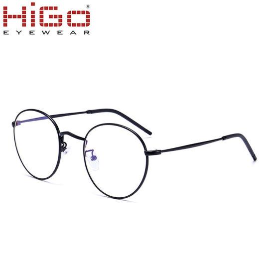 9d882ee5825 Round Vintage Retro Metal Optical Eyewear Cheap Hot Selling Suppliers Metal  Eyeglasses Frames