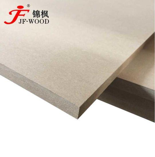 Plain Sanded MDF Medium Density Fiberboard Raw Plain MDF Plate