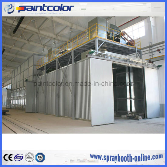 China Paint Spray Booth Room With Air