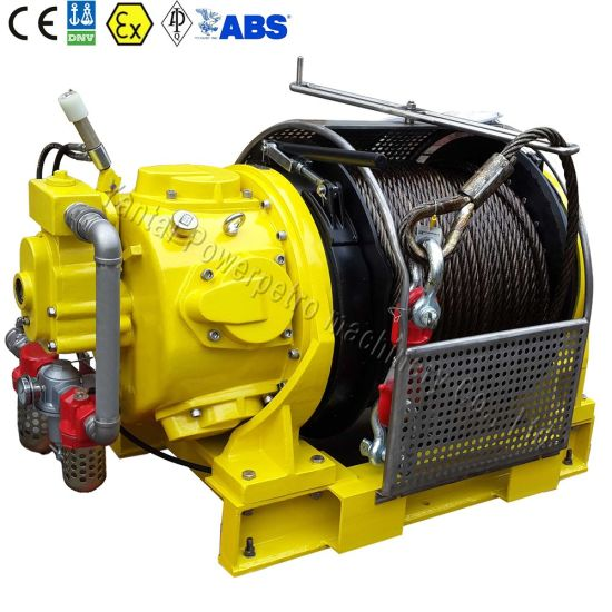 China API Certified Air Tugger Winch Ingersollrand Type for