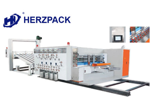 2color Cardboard Printing Machine