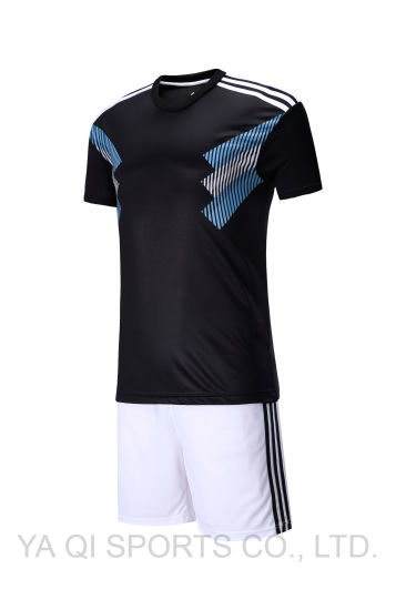 86b3430444d 2018 New Design Custom Made Argentina National Football Sports Shirt Soccer  Jersey