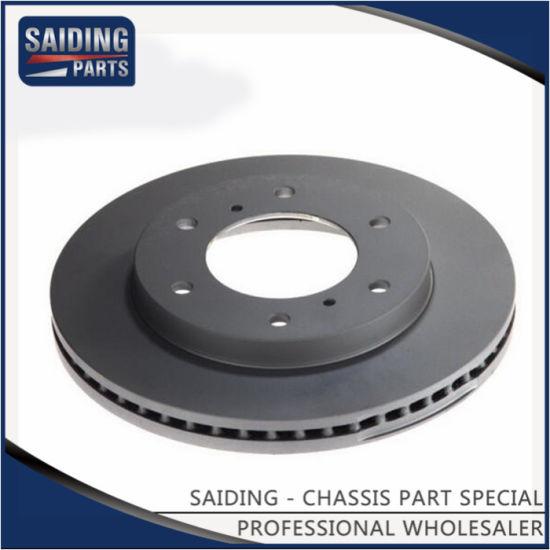 Automobile Brake Disc for Mitsubishi Pajero/Montero Auto Parts 4615A061