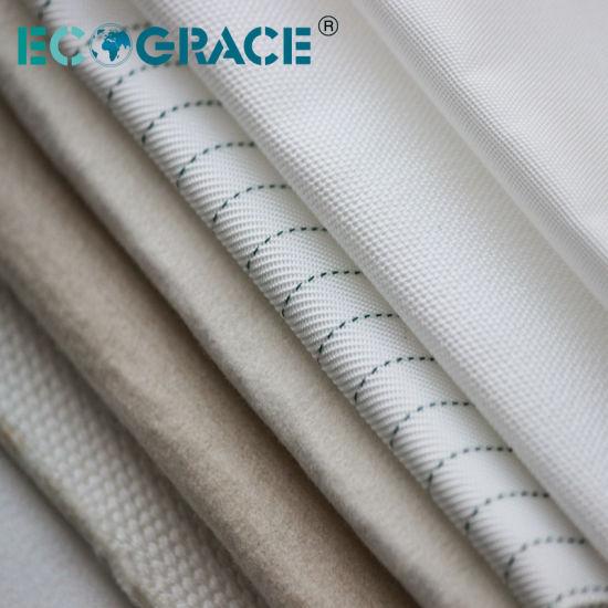 Nomex / PTFE / Fiberglass / PPS Filter Needle Felt Dust Filter