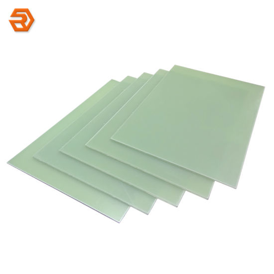 Insulation Material Epoxy Resin Fiberglass G10/Fr4 Laminate Plate/Sheet