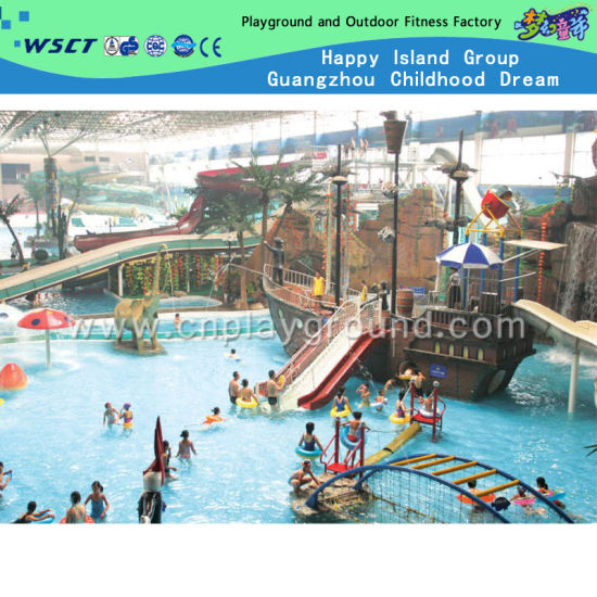 Wooden Aqua House Playground for Water Park (A-06202) pictures & photos