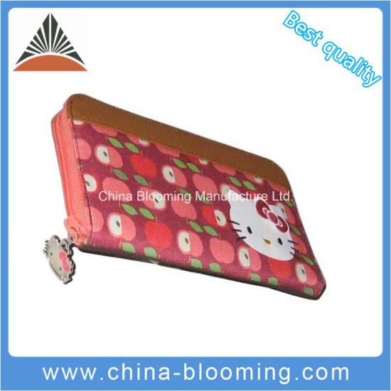 Durable Lady Leisure Coin Purse Wallet pictures & photos