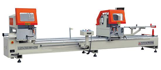 Manufacturer Price Digital Display Double Mitre Saw Machine
