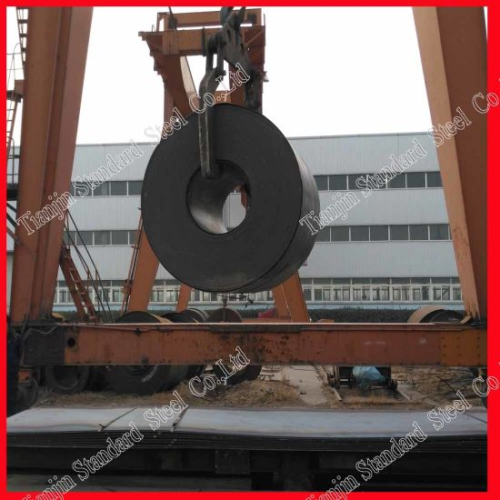China Ms A36 Non Skid Checkered Steel Plate China