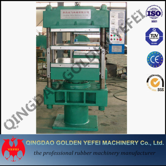 Professional Rubber Molding Press Machine Vulcanizer Vulcanizing Press pictures & photos