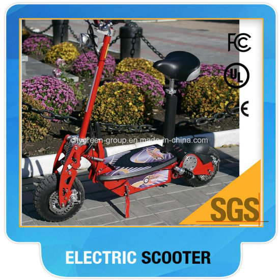 Foldable Scooter Electric 2000watt Brushless Motor pictures & photos