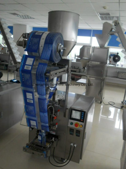 Automatic Vacuum Line Tea Peanuts Powder Packaging Packing Filling Machine pictures & photos