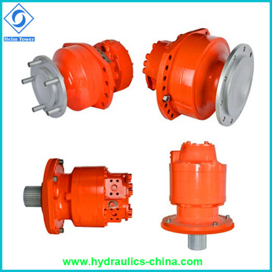 Experienced Poclain Ms/Mse Series Ms05 Ms08 Ms18 Ms35 Ms50 Hydraulic Motors China Manufacturer