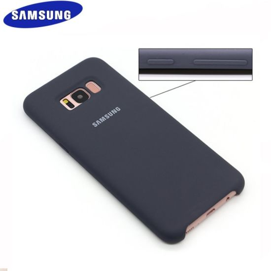 2018 Top Sale Original Mobile Silicone Case for Samsung S8 pictures & photos