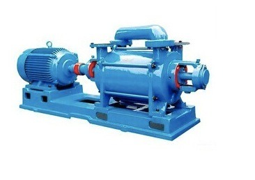 Double Stage Water-Ring Vacuum Pump Used in Medicine Industry