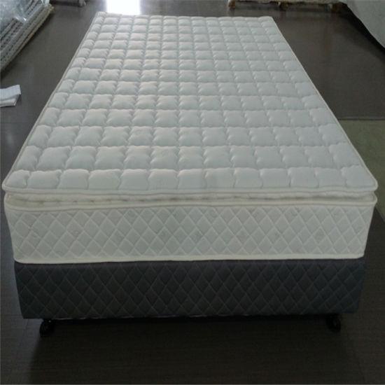 Wholesale Bedroom Furniture King Size Pocket Spring Bed Mattress