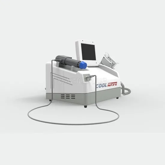 Popular Body Slimming Extracorporal Shock Wave Therapy Medical Equipment