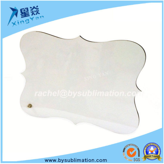 3mm MDF Sublimation Photo Frame with Stand pictures & photos