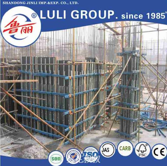 18mm WBP Glue Marine Plywood From Luli Group pictures & photos