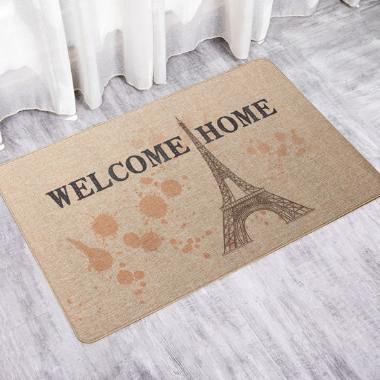 Hot-Sell Comfortable Kitchen Door Mat Set Non Slip with High Quality Water and Oil Absorption