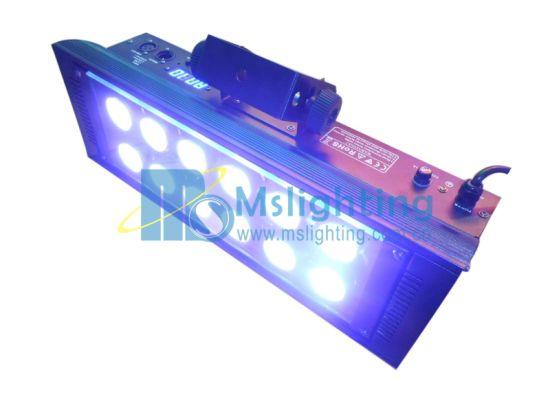 12*10W RGBW 4in1 LED PAR Light / LED Strobe Light
