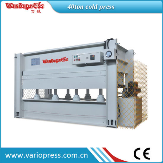 Hydraulic Cold Press Oil Machine Door Cold Press pictures & photos