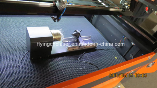 Wood Plywood MDF Acrylic Fabric Laser Cutter Machine pictures & photos