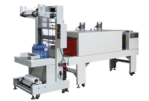 Semi Automatic Bottles Shrink Wrapping Machine pictures & photos