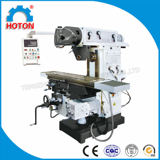 Universal Swivel Head RAM Milling Machine (X6436) pictures & photos