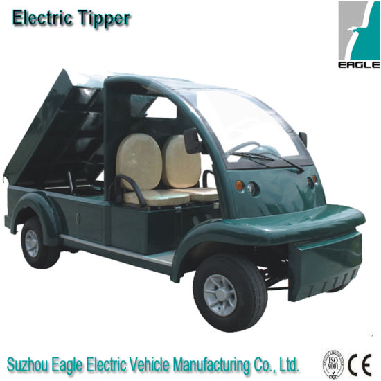 Electric Garbage Collecting Vehicle (EG6062T) pictures & photos