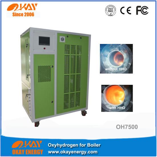 China Oxygen Hydrogen Gas Boiler for Heating - China Hydrogen Steam ...