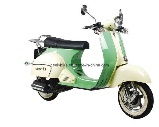 Geely Vespa Efi Vintage Scooter (JL150T-34)