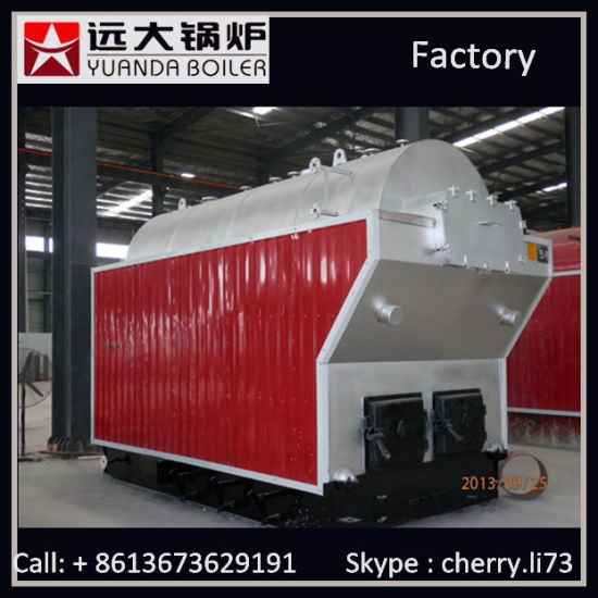 Perfect Condition 3 Ton Wood Boiler Factory pictures & photos