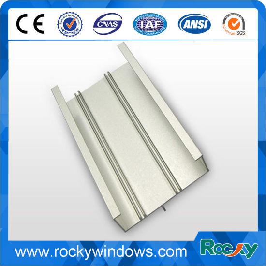 Sliding Window Aluminum Profile with Custom Surface Treament pictures & photos