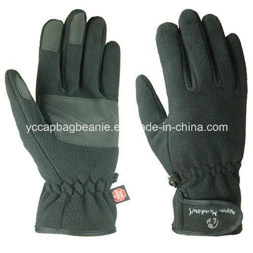 Warm Winter Ski Fleece Glove