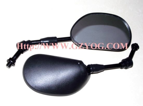 Motorcycle Parts Side Mirror Rearview Mirrors Dy100 110cc Cg125 Biz110 Wave110 125cc Cgl125