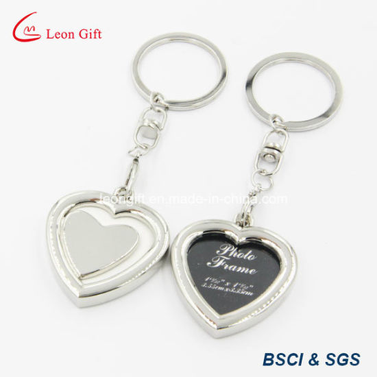 Cheap Keychains in Bulk/ Photo Frame Keychains Wholesale pictures & photos
