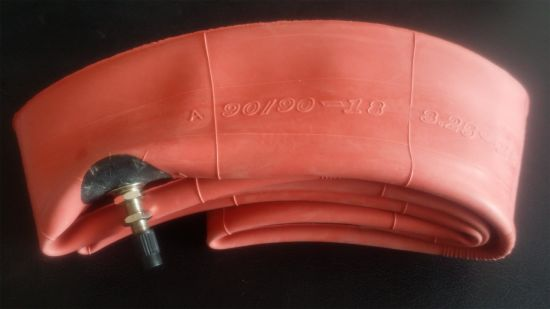 New Motorcycle Inner Tube Double Size (90/90-18) (3.25-18)
