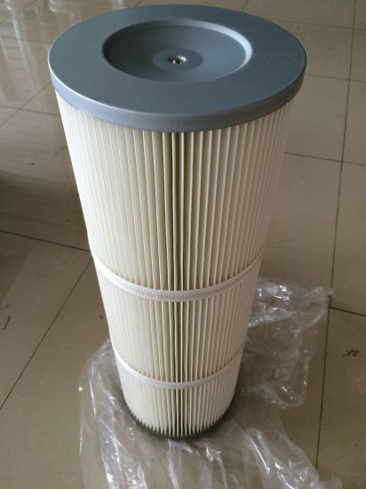 Cylinder Pleated Industrial Dust Filter Cartridge/ Dust Collector Filter Elements