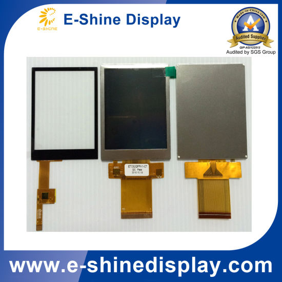 3.2 1 inch Custom/Large/ Small size TFT LCD Module 3.2 TFT LCD module display raspberry pi supplier with Capacitive Touch Panel