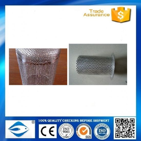 Stamping Stainless Perforated Metal Mesh Stamping pictures & photos