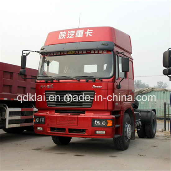 Shacman F2000 420HP Prime Mover 6X4 Tractor Truck for Sale pictures & photos