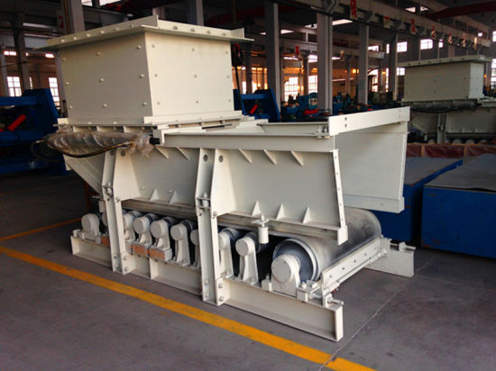 Gld Series Belt Feeder/Feeding Device for Belt Conveyor (GLD 1500/7.5/S/) pictures & photos