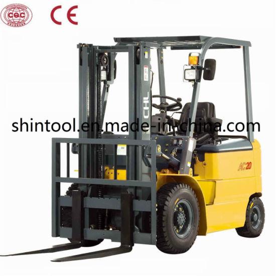 Electric Forklift Cpd20 Forklift Dimensions