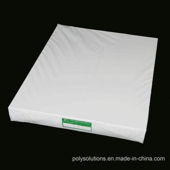 photograph about Printable Plastic Sheets titled China Indigo Printable Plastic Sheet for Identity Card/Social Card