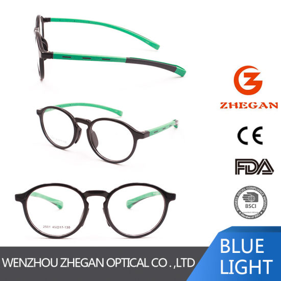 China Hot Sales Kids Optical Frames Eye Glasses High Quality Tr ...