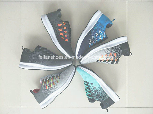 Classic Men Sport Running Shoes Casual Shoes Sneaker Shoes with OEM (OS0108-4) pictures & photos