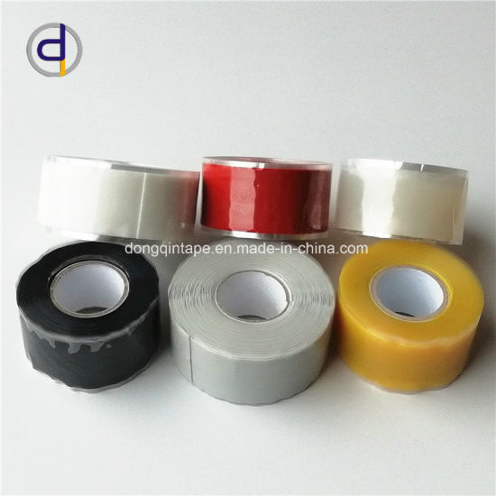 Free Sample Self Fusing Silicone Rubber Tape for Military Applications